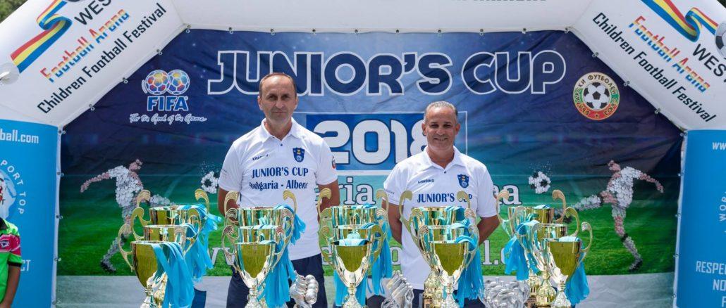 final juniros cup